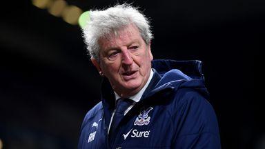 Hodgson targets Palace response