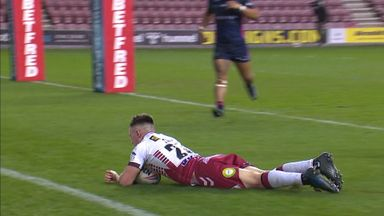 Smith's superb second for Wigan