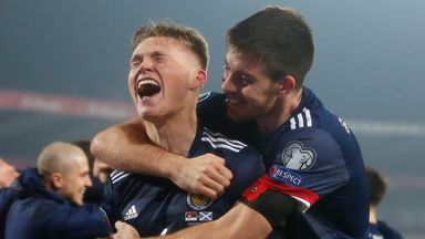 McTominay: Bring on England!