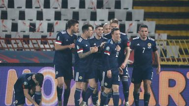 'Nations League promotion would cap great week'