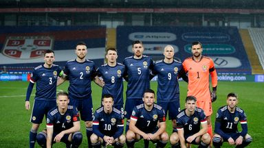 Pressley: Scotland players fighting for Euros squad