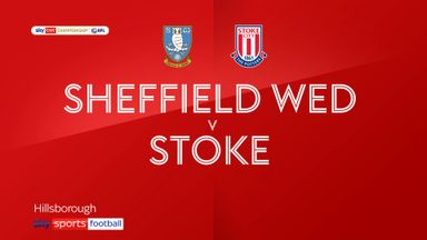 Sheffield Wed 0-0 Stoke