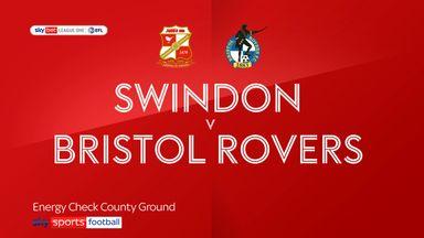 Swindon 1-0 Bristol Rovers