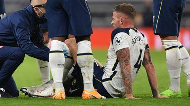 Jose: Alderweireld injury is 'bad'