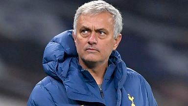 Angry Jose: My players not motivated