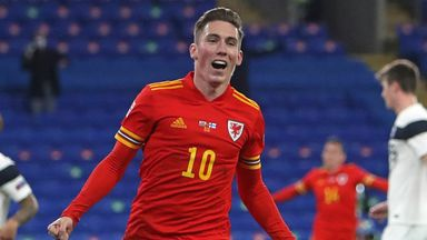 Harry Wilson strikes for Wales