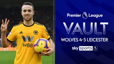 PL Vault: Wolves 4-3 Leicester (2019)