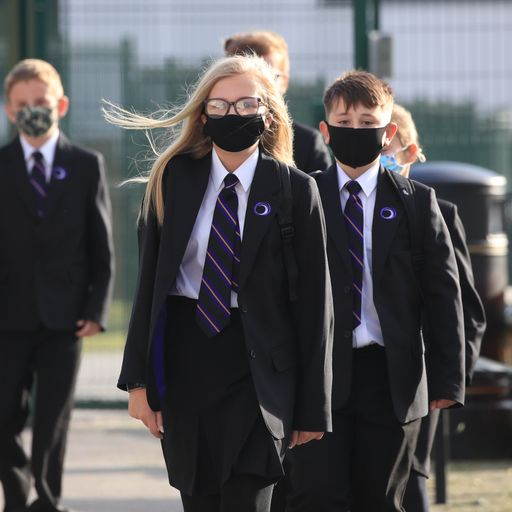 Keeping schools open could lead to longer lockdown, scientist warns