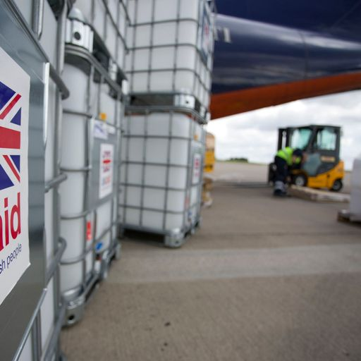 UK aid cuts: Foreign secretary to reveal which projects around the world will be axed