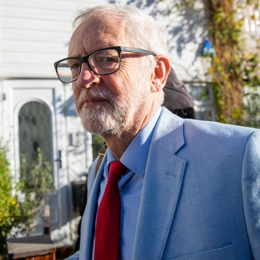 Corbyn allies' fury at decision to block ex-leader returning as Labour MP