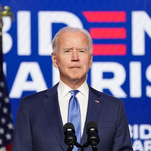 What does a Biden presidency mean for the rest of the world?