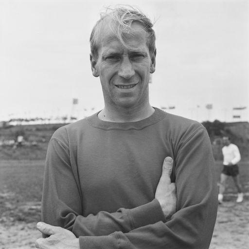 Sir Bobby Charlton: England 1966 World Cup hero has dementia