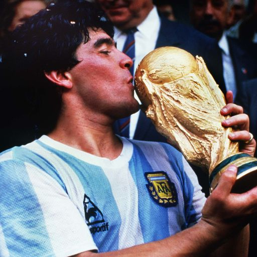 Diego Maradona: A genius yes, but 'incredibly complicated' too