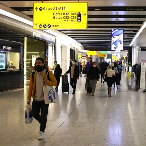 Travellers can shorten quarantine on arrival from next month - but they'll have to pay for it