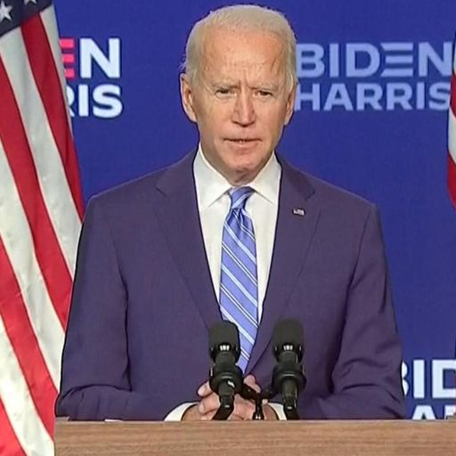 Biden could intervene in Ireland Brexit talks