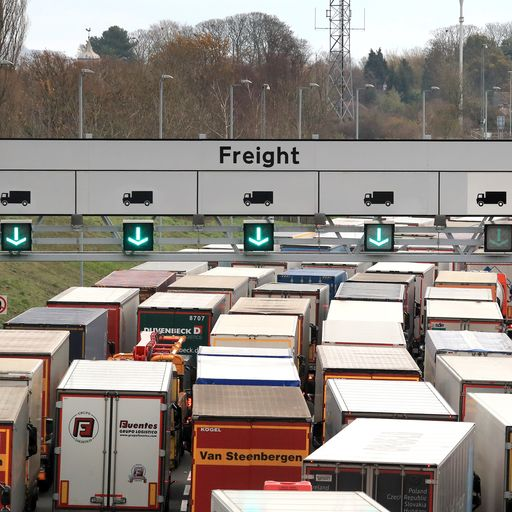 New unit to monitor border disruption once Brexit transition ends