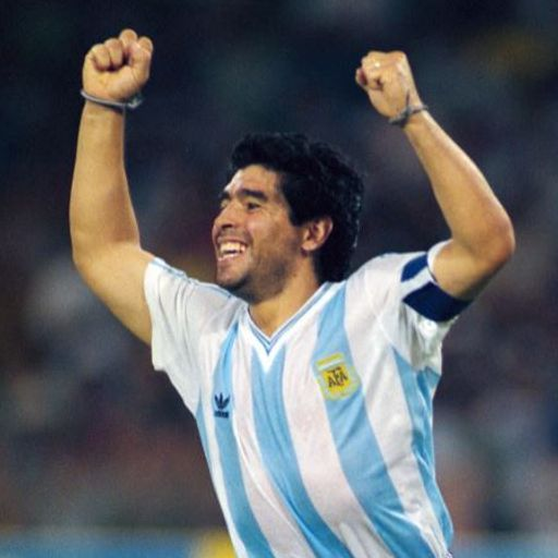 Maradona dead: Tributes paid to football legend