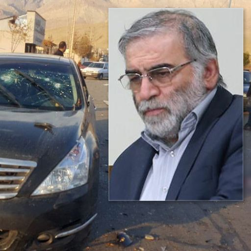 Senior Iranian nuclear scientist assassinated