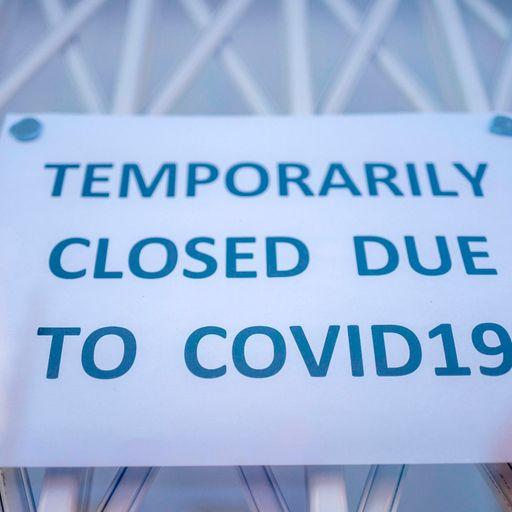 Coronavirus: From the shops to the skies - tracking the UK economy's progress