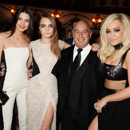 The fall of Sir Philip Green's empire