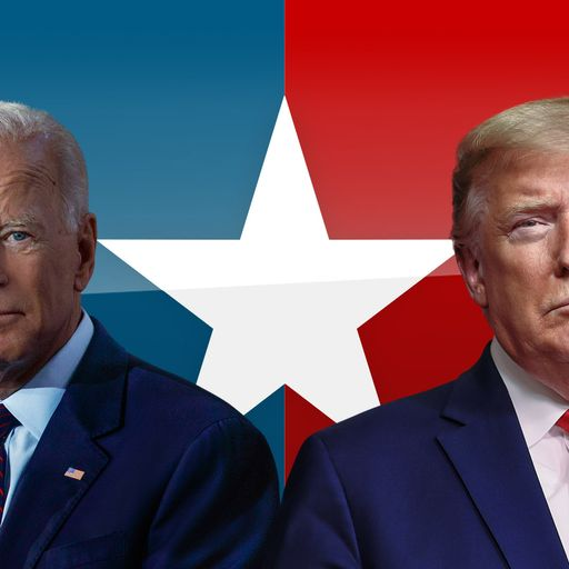 How Joe Biden achieved election victory - in charts