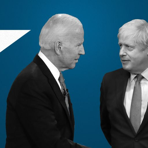 Will Brexit drive a wedge between Boris Johnson and Joe Biden?