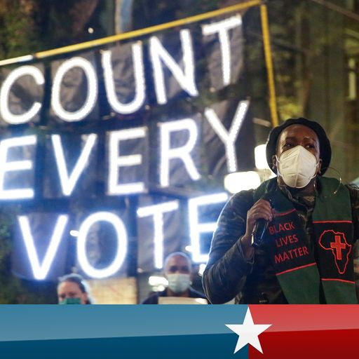 US election 2020: The state of play in the remaining battlegrounds