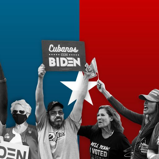 Latinos to housewives: The key groups who will decide US election