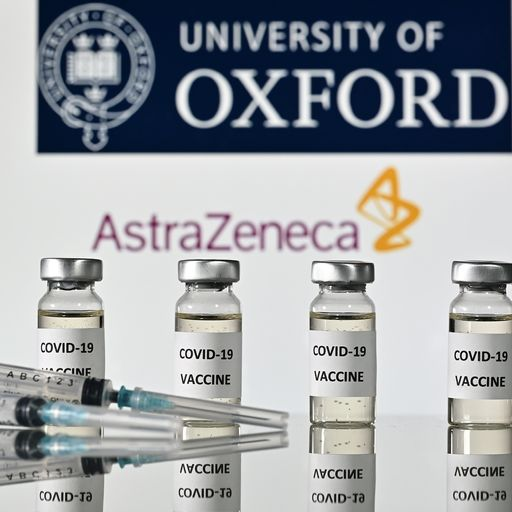 Oxford vaccine produces strong immune response in older adults, early results show