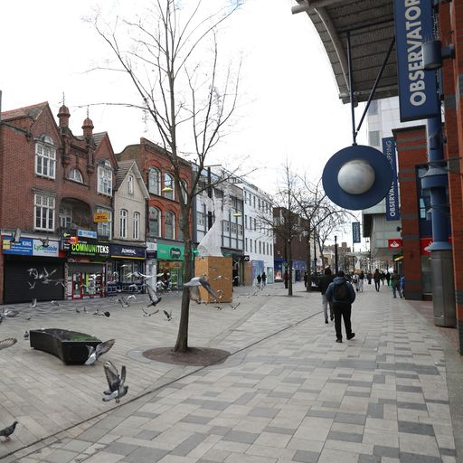 Arcadia threat underlines plight of coronavirus-hit high street