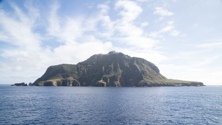 Inaccessible Island is fringed with sheer sea cliffs but is accessible via a few boulder beaches. Generations of sailors were wary of the difficult landings and inhospitable terrain. Inaccessible Island has been without permanent inhabitants since 1873.
