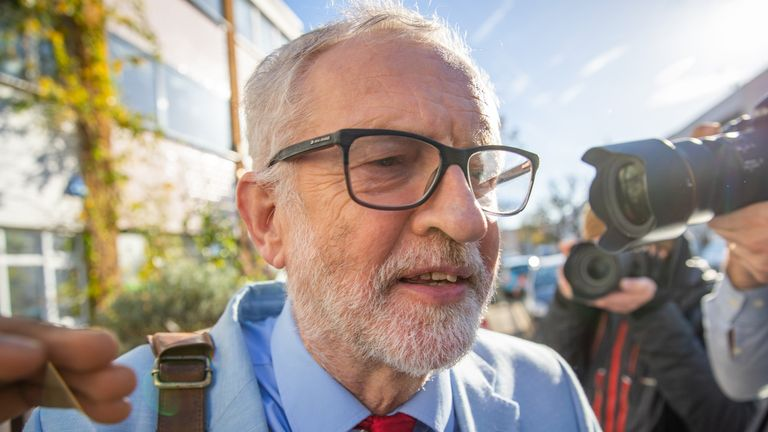 Jeremy Corbyn has been told he won't have the Labour whip restored