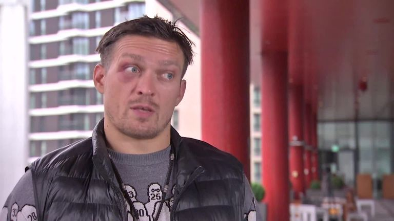 Anthony Joshua or Daniel Dubois? Oleksandr Usyk vows to force his WBO mandatory title fight in 2021 | Boxing News