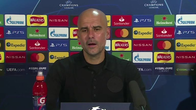 Guardiola says he is not obsessed with winning the Champions League