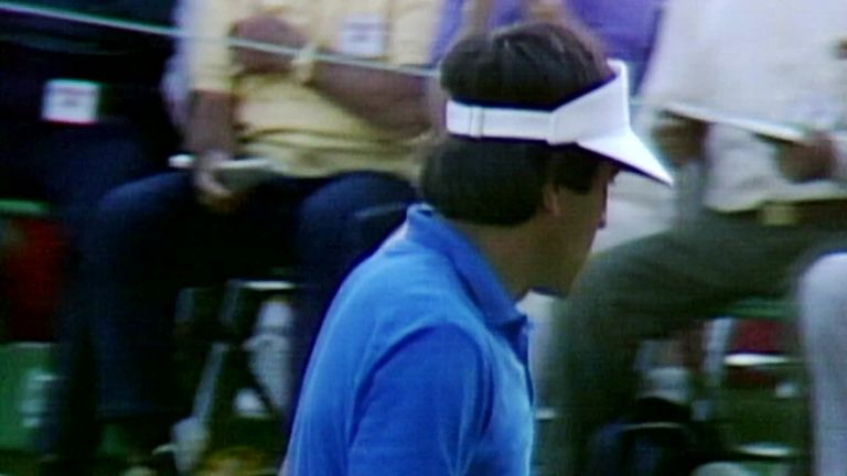 What would have happened in the 1986 Masters had Seve Ballesteros not found the water at the 15th? We look at an alternative finish to Jack Nicklaus' victory