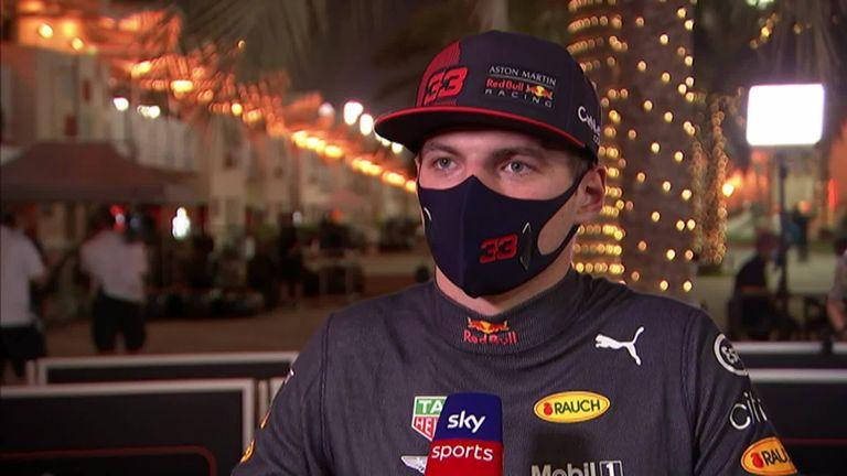 Lewis Hamilton on F1 'pursuit of perfection' after Bahrain GP pole