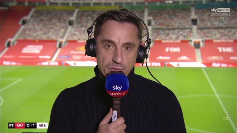 Gary Neville says Manchester United have more problems than solutions and their midfield balance remains a huge issue for the club.