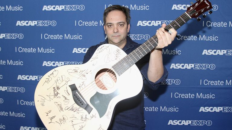 Adam Schlesinger attends the 2016 ASCAP I Create Music EXPO on April 30, 2016 in Los Angeles, California