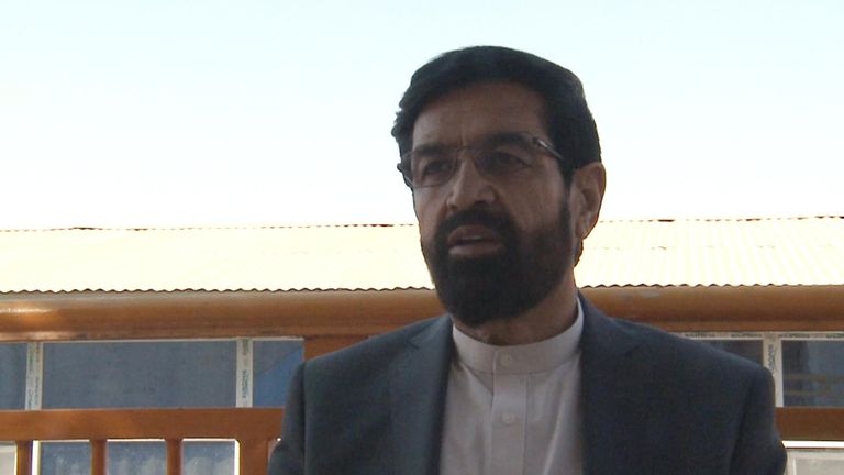 HELMAND GOVERNOR MOHAMMAD YASIN KHAN