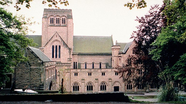 Roman Catholic School, Ampleforth College, North Yorkshire.