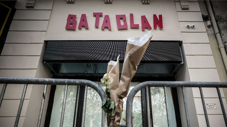The Bataclan concert hall was a target of a terrorist attack in November 2015 which resulted in 130 people killed and 413 wounded
