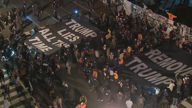 Black Lives Matter Plaza, Washington
