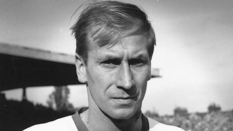 Bobby Charlton in 1961