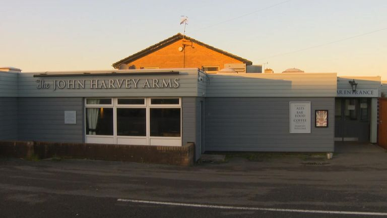 Sue Diaper's pub 'THe John Harvey Arms' in Bristol will have to stay closed after lockdown.