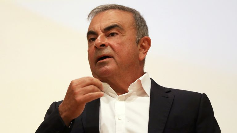 Carlos Ghosn, the former boss of Renault-Nissan, was arrested in November 2018