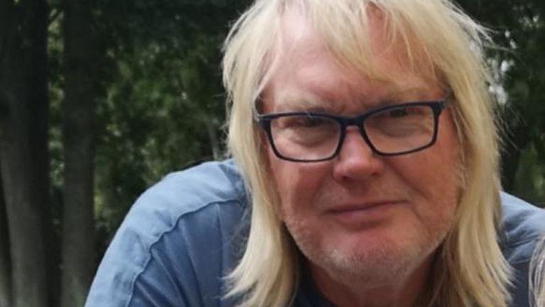 Windsurfer Chris Bamfield has been missing since 14 November 2020.