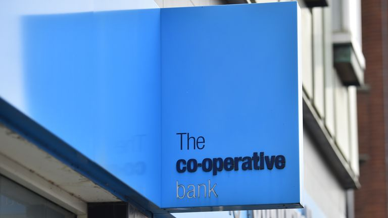 Cerberus is in talks to buy The co-operative Bank