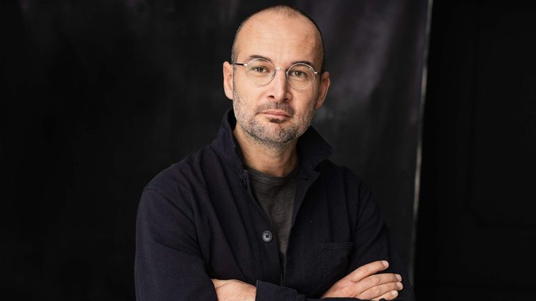 Director of Collective Alexander Nanau. Pic: Magnolia Pictures