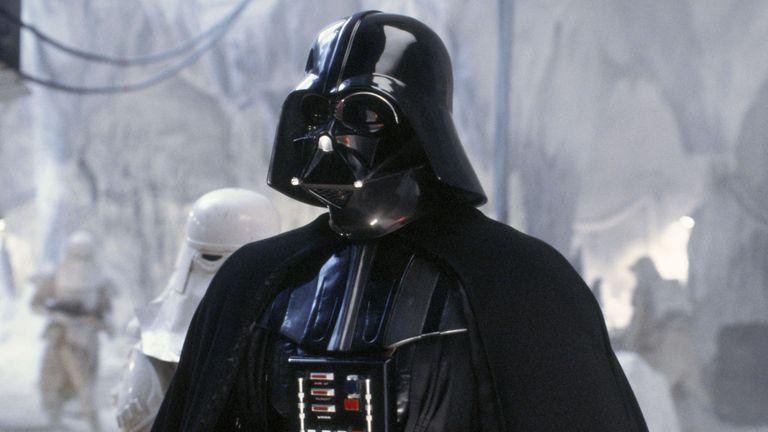 The Star Wars Episode V - Empire Strikes Back - 1980 David Prowse1980