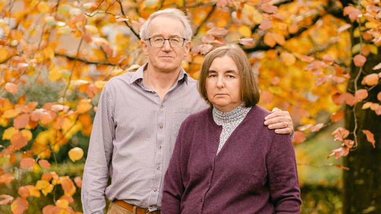 Anne and Graeme Dixon have welcomed the report